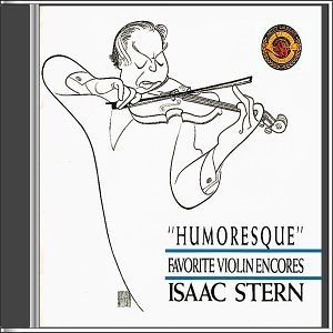 Humoresque: Favorite Violin Encores album cover