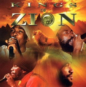 Kings Of Zion album cover
