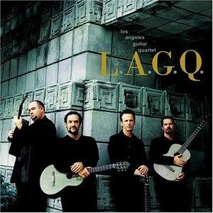 L.A.G.Q. album cover
