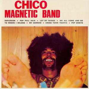 Chico Magnetic Band album cover