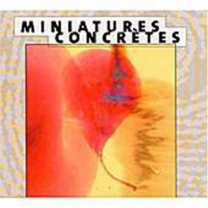 Miniatures Concretes album cover