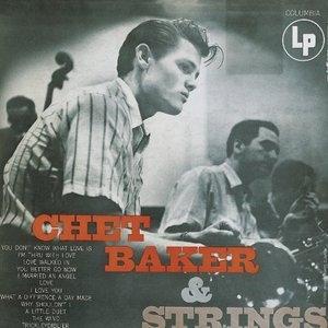 Chet Baker & Strings album cover