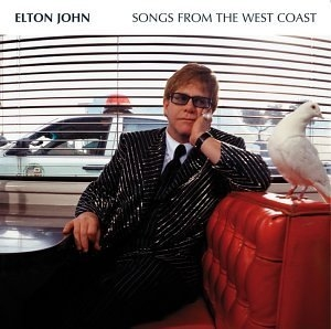 Songs From The West Coast album cover