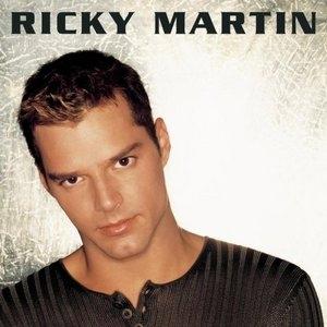 Ricky Martin album cover