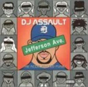Jefferson Ave. album cover