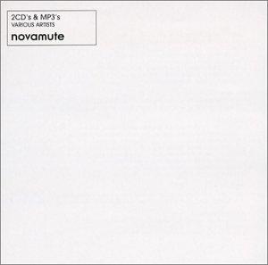 Novamute: 2CD's & MP3's album cover