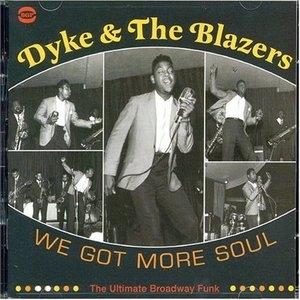 We Got More Soul: Ultimate Broadway Funk album cover