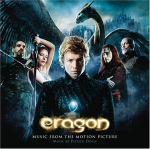 Eragon: Music From The Motion Picture album cover