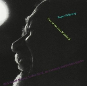 Live At The Jazz Standard album cover