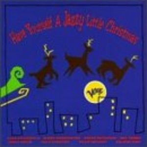 Have Yourself A Jazzy Little Christmas album cover