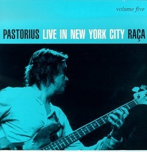 Live In New York City, Vol.5: RACA album cover