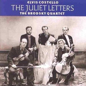 The Juliet Letters album cover