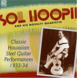 Classic Hawaiian Steel Guitar Performances 1933-34 album cover