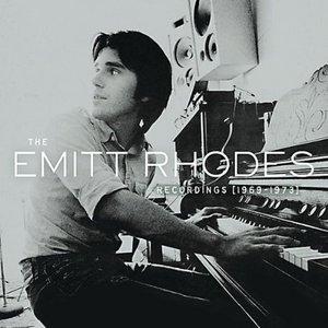 The Emitt Rhodes Recordings 1969-1973 album cover