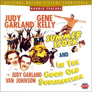 Summer Stock~ In The Good Old Summertime album cover
