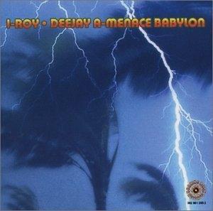 DeeJay A-Menace Babylon album cover