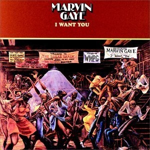 I Want You album cover