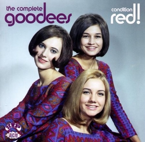 Condition Red! The Complete Goodees album cover