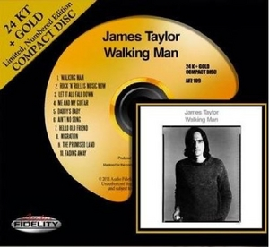 Walking Man (Limited Gold Edition) album cover