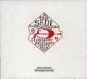 Satie Compositeur De Musique album cover
