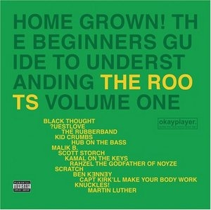 Home Grown! The Beginner's Guide To Understanding The Roots, Vol.1 album cover