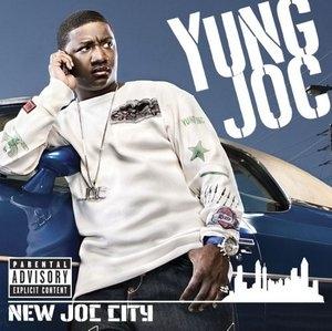 New Joc City album cover