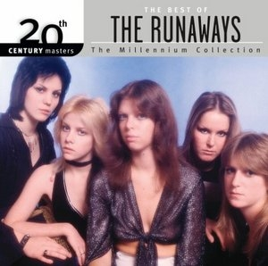 The Best Of The Runaways: The Millennium Collection album cover