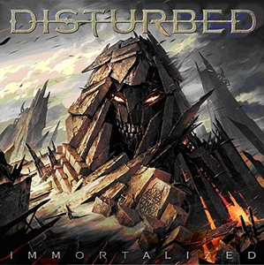 Immortalized (Deluxe Edition)  album cover