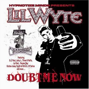 Doubt Me Now album cover