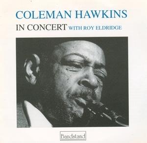 In Concert With Roy Eldgridge album cover