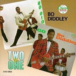 Bo Diddley-Go Bo Diddley album cover