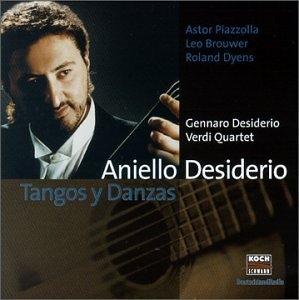 Tangos Y Danzas album cover