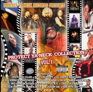 Protect Ya Neck Collection Vol.1 album cover