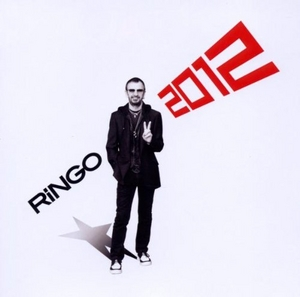 Ringo 2012 album cover