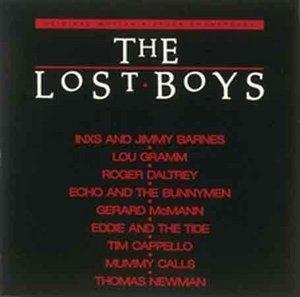 The Lost Boys: Original Motion Picture Soundtrack album cover