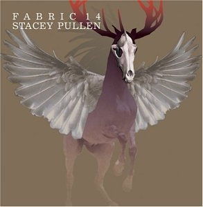Fabric 14 album cover