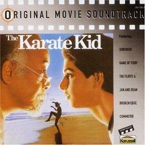 The Karate Kid (1985 Original Movie Soundtrack) album cover