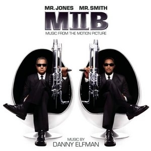 Men In Black 2: Original Motion Picture Soundtrack album cover
