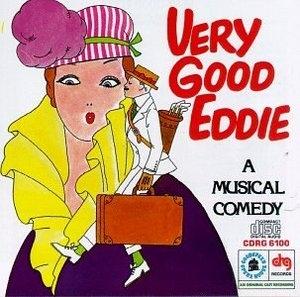 Very Good Eddie (1975 Broadway Revival Cast) album cover