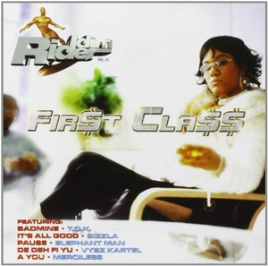 Riddim Rider, Vol. 15: First Class album cover
