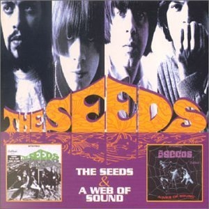 The Seeds~ A Web Of Sound album cover