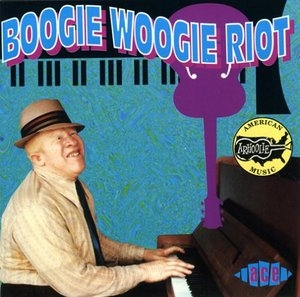 Boogie Woogie Riot album cover