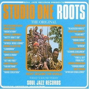 Studio One Roots album cover