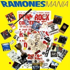 Ramones Mania album cover