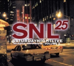 SNL 25: The Musical Performances Vol.2 album cover