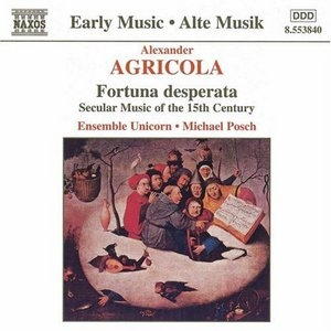 Agricola: Fortuna Desperata album cover