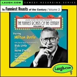Funniest Roasts Of The Century Vol.2 album cover