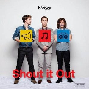 Shout It Out album cover