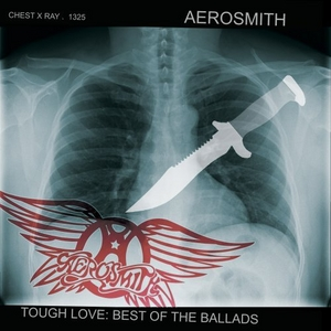 Tough Love: Best Of The Ballads album cover