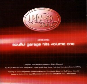 Soulful Garage Hits Volume 1: 20 Heavyweight Club Anthems album cover